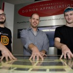Multi-Touch Table Development Team